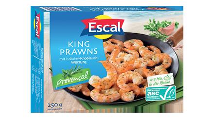 King Prawns Provençal