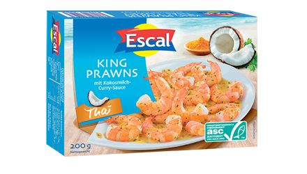 King Prawns Thai