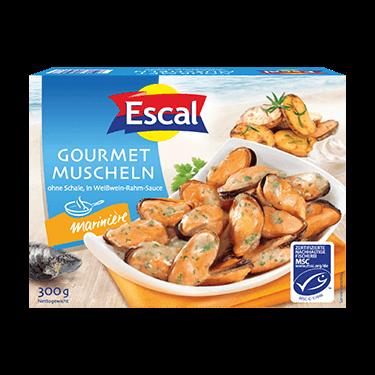 Gourmet Muscheln