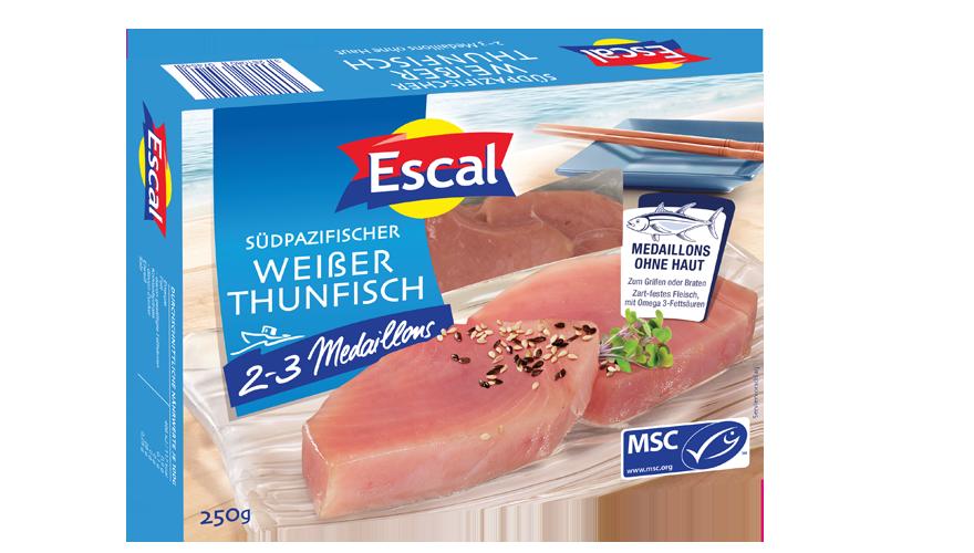 Weisser Thunfisch