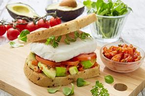 Leckere Sandwich-Ideen