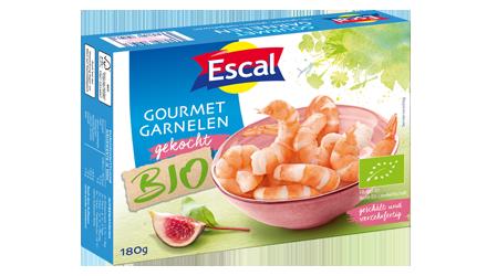 Bio Gourmet Garnelen