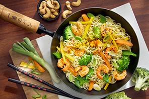 Inspiration aus der asiatischen Küche